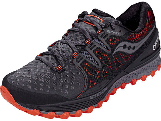 783abd419e81 saucony Xodus Iso 2 GTX Running Shoes Men grey at Addnature.co.uk